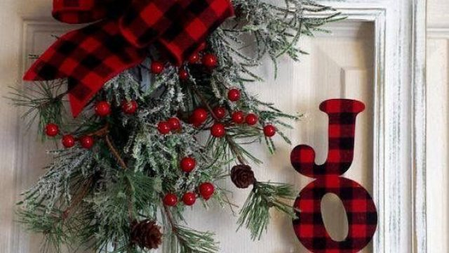 Update your home for Christmas with these simple DIY decorations