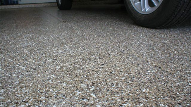The clear benefits of epoxy garage floor coatings