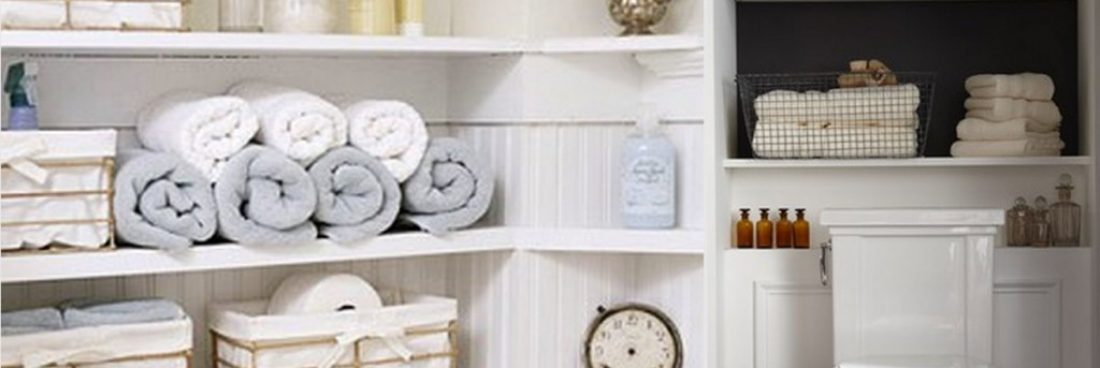 Clever Tips for a Perfectly Organized Bathroom