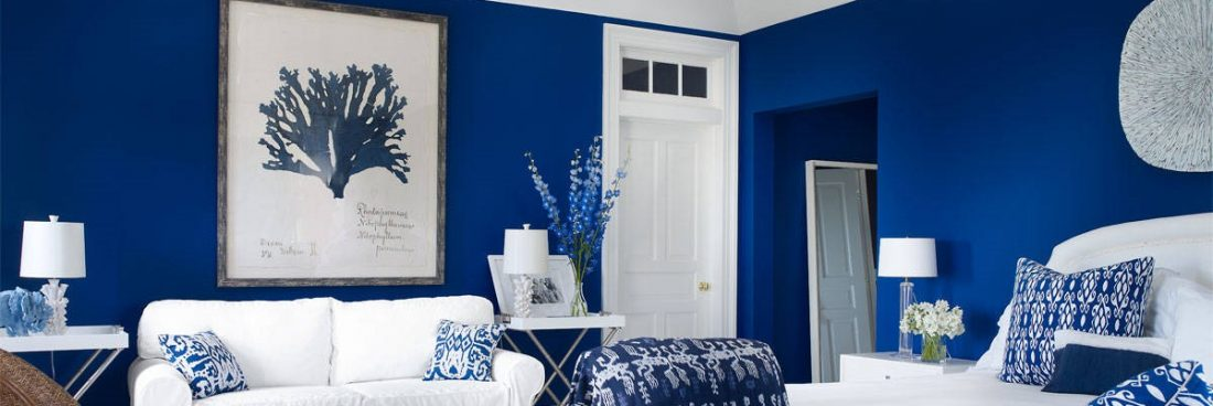 Cobalt Blue Home Decor Ideas