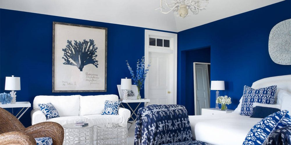 Cobalt Blue 2017 Home And Garden Decor Real Estate Advice Rhkarminapalace: Blue Home Decor At Home Improvement Advice