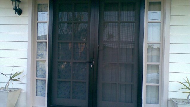 3 reasons why you should install a security screen door