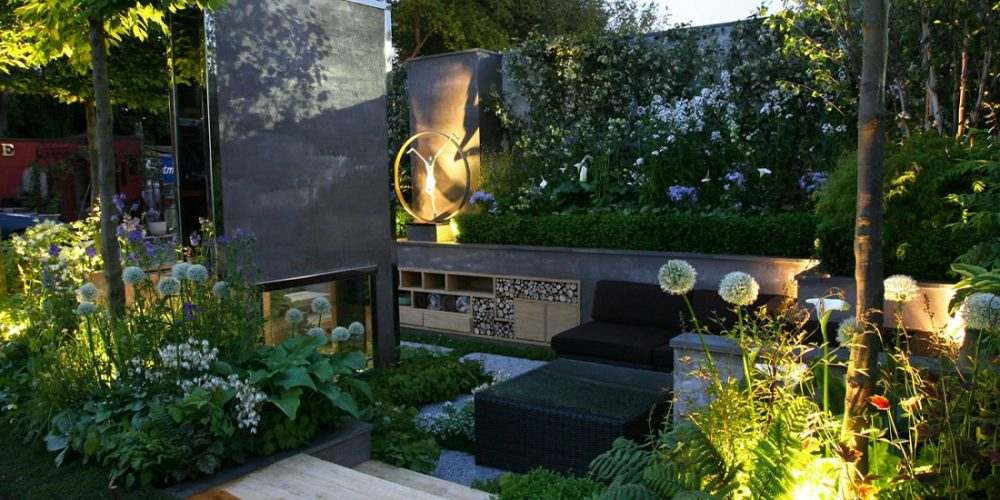 Perfect Top 5 Most Extravagant Urban Garden Designs