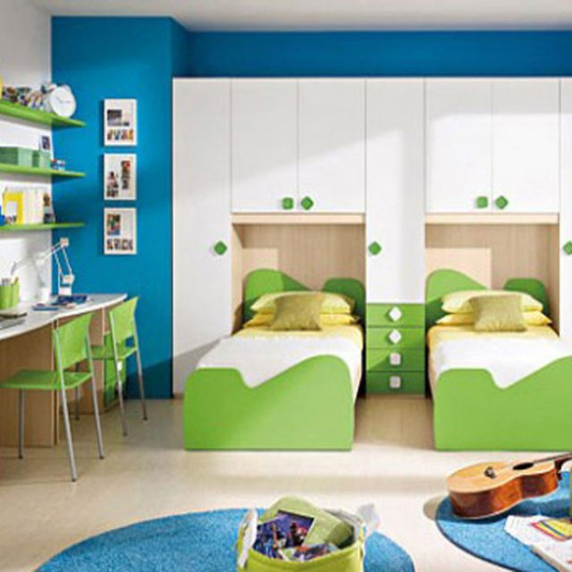 How to Design a Safe Bedroom for Your Children