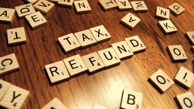 Tax rebate a way of getting your money back
