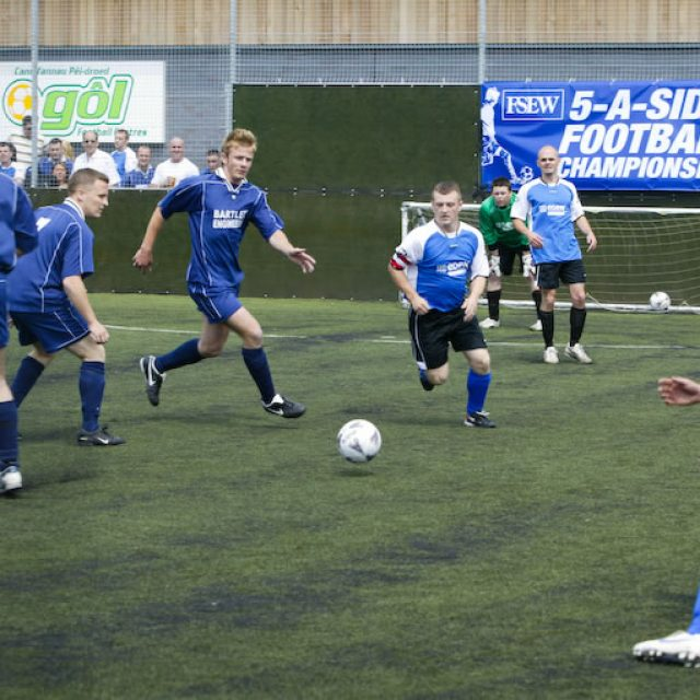 Here's how five aside football benefits your child's lifestyle
