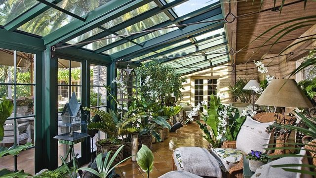 How to Turn a Screened Porch into a Greenhouse