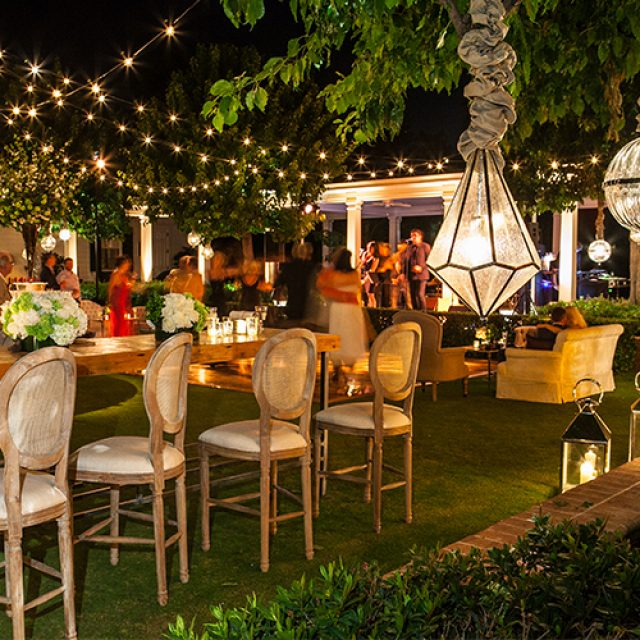 Outdoor party essentials – what are the must have's?