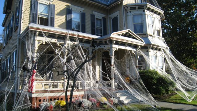 Unique Halloween Decorating Ideas