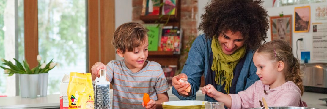 Remove possible hazards from your kitchen – make it safe for your children