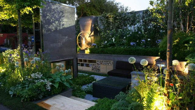 Top 5 Most Extravagant Urban Garden Designs