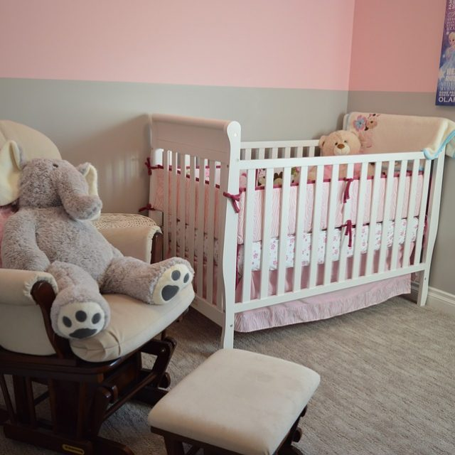 Convert your nursery into a kid's room without throwing anything away