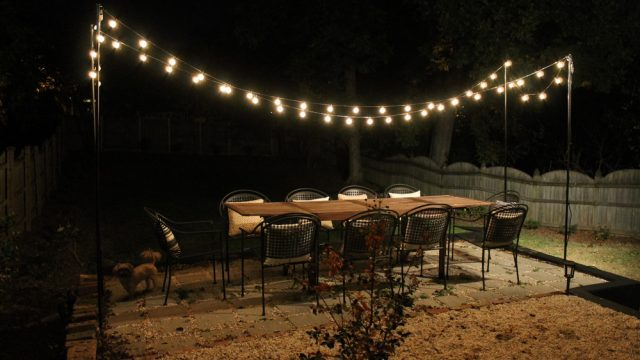 Five Ways to Illuminate Your Garden for Next to Nothing