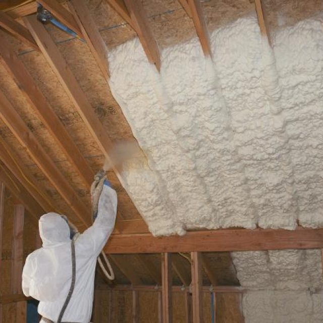 Three reasons to use spray foam insulation