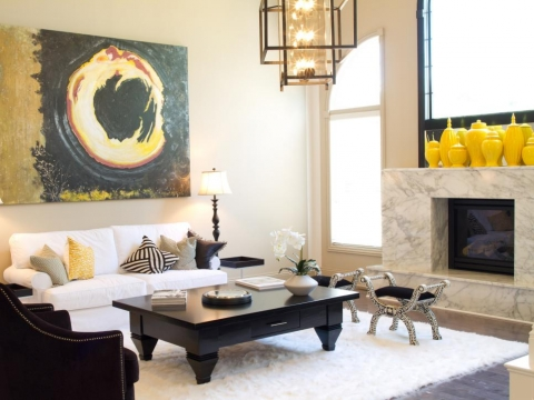 5 Ideas that Will Make Your Living Room More Interesting Picture