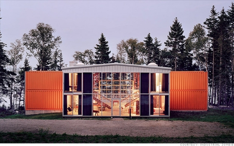 Steps to make your dream home out of a shipping container