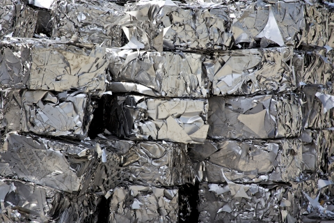 Benefits of aluminum recycling