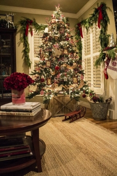 Bring the Christmas vibe inside your house