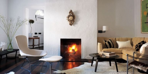 Can you include a fireplace in a Feng Shui design