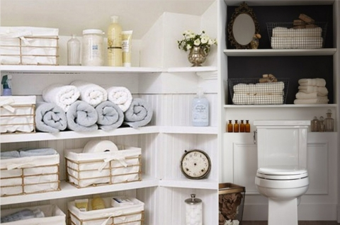 Clever Tips for a Perfectly Organized Bathroom Picture