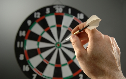 Electronic vs. Bristle Dart Board - what should you go for