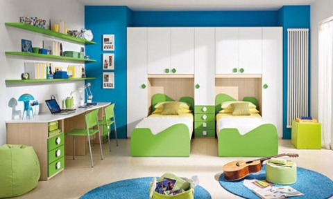 How to Design a Safe Bedroom for Your Children Picture