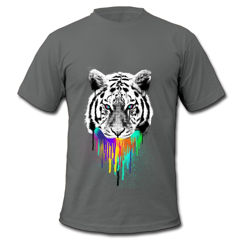 How to prepare your artwork for great t shirt printing results for T shirt designing and printing