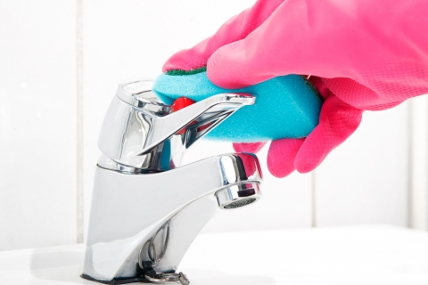 How to Remove and Prevent Limescale Picture