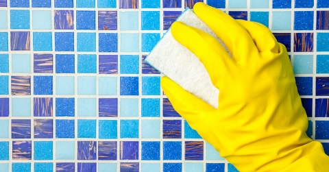 How to Remove the Mold that Lurks in Your Bathroom Picture