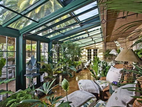 How to Turn a Screened Porch into a Greenhouse Picture