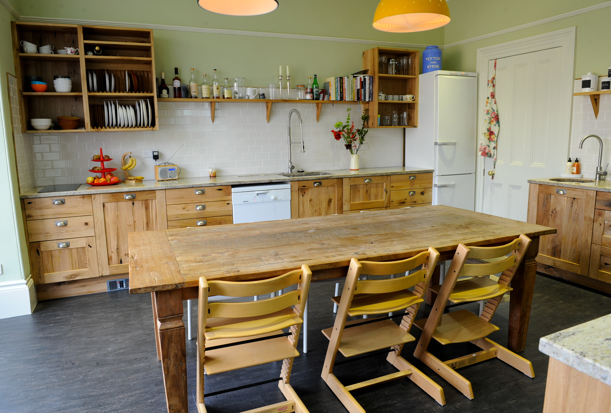 Interested In Decorating Your Kitchen Follow These Tips