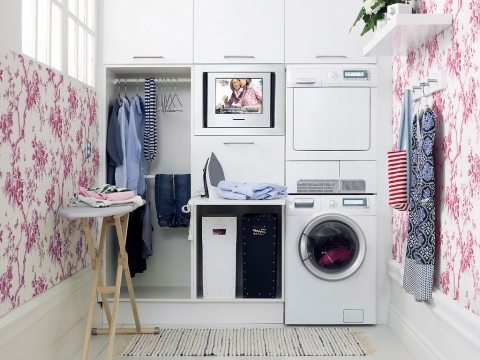 Laundry Room Design Ideas Picture