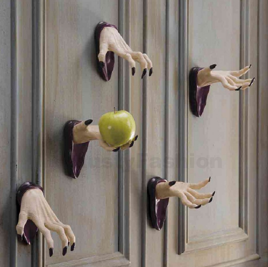 Unique halloween decorating ideas for Unusual home decor ideas